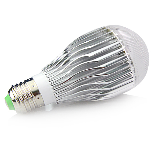 1Pcs E27 RGB LED Bulb Dimmable rgb led Lamp with 24KEY Remote Control led rgb lamp 85v-265v Multiple Color Bulb Lamps 9W 15W()