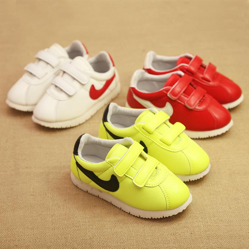 baby cortez shoes