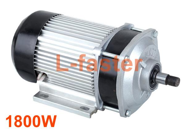 Buy 60v72v 1800w Electric Car Engine