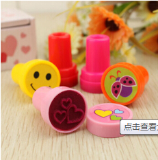 10 pcs/lot Carimbo sellos stamp rubber stamps set funny gift for child kids&stamp seal toy free shipping(China (Mainland))