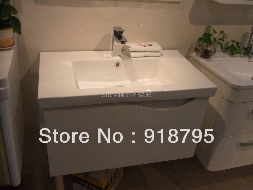 free shipping soild wooden Bathroom vanity bathroom cabinet bathroom furniture(China (Mainland))