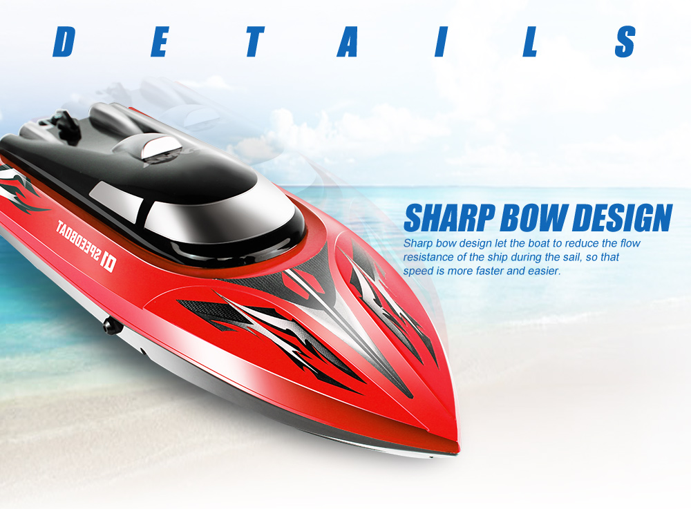 Фотография SYMA 2016 New Arrival RC High Speed Boat Q1 2.4GHz 30km/h with Capsize Reset Function High Quality Remote Control Toys for Boy