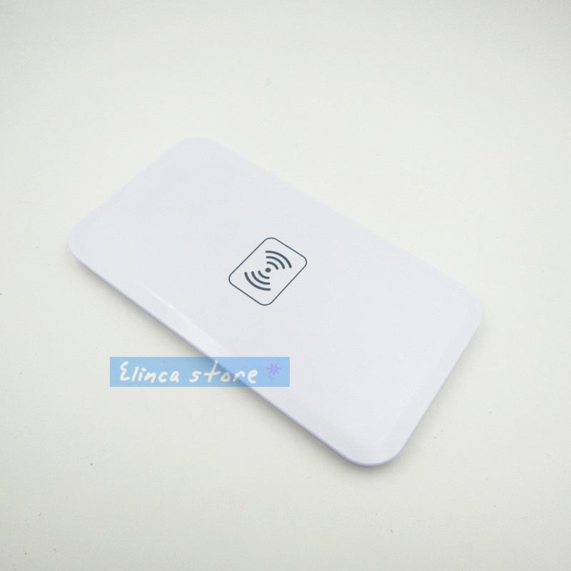 White MC-02A QI Wireless Charger Pad for LG E960 Google Nexus 4 Nexus 5 Nokia Lumia 920 Samsung Galaxy S3 I9300 S4 S5 N7100