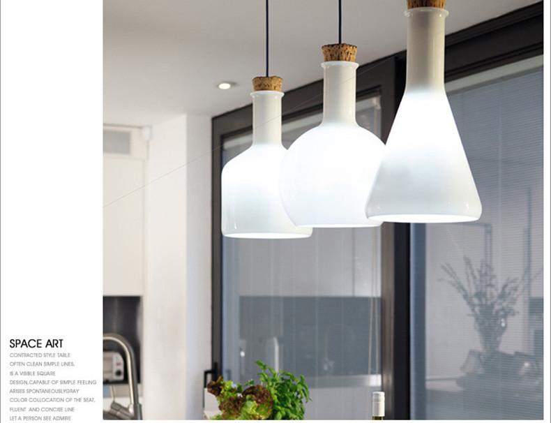 Bottiglia di vetro della lampada acquista a poco prezzo bottiglia di vetro della lampada lotti - Bottiglie vetro ikea ...