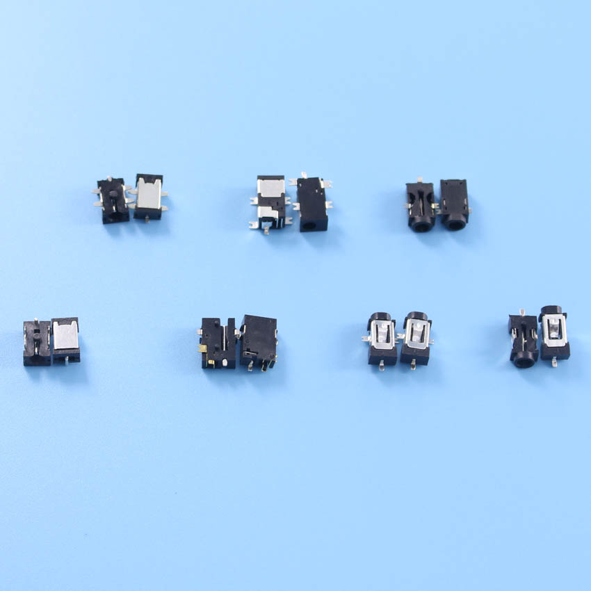 Free Shipping, 7 Models /14pcs Power DC Jack Connector, Socket for Laptop Netbook Tablet Pad(China (Mainland))