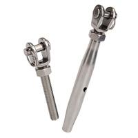 Нержавеющая сталь 304 закрыт орган m10 челюсть талрепы с магнитной рабочей