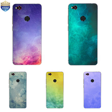 Phone Case ZTE Nubia Z9 MAX ZTE Nubia Z11 / Z11 Mini Cover Nubia Z11 MiniS Shell TPU Color Lines Design Painted