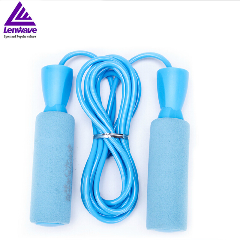 New Design 7 Color Child Jump Rope And 2.5m Long Single Skip Rope / Free shipping rope(China (Mainland))