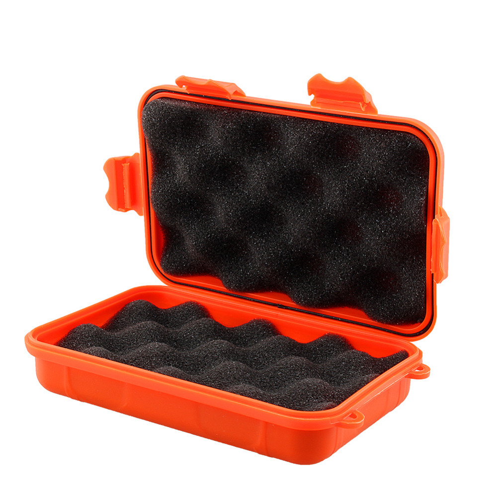 Outdoor Shockproof Waterproof Airtight Survival Storage Case Container Carry Box(China (Mainland))