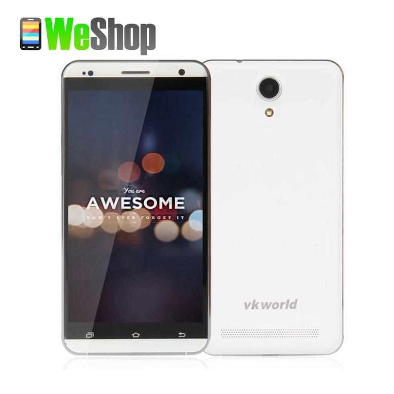 VKworld VK700 Pro android phone Quad Core MTK6582 1GB 8GB  5.5 inch IPS 1280*720 HD GPS WiFi 13.0MP Camera Dual Sim Card 3200mAh
