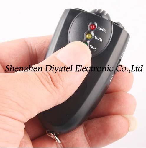 6360 Free Shipping/ LED Breath Alcohol Tester/alcohol tester/alkohol tester/car-detector/breathalyzer/alcoholmeter/alcoholimetro(China (Mainland))