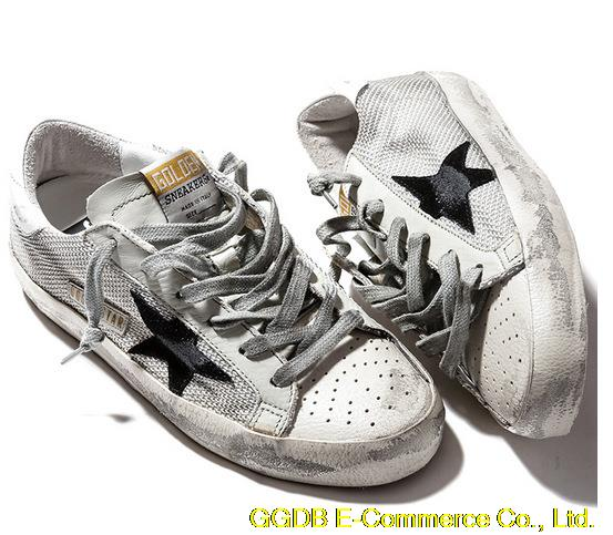 2015 Italian Golden Goose Deluxe Brand Superstar Sneakers Men Genuine Leather White Women GGDB Shoes Sapatos Masculinos