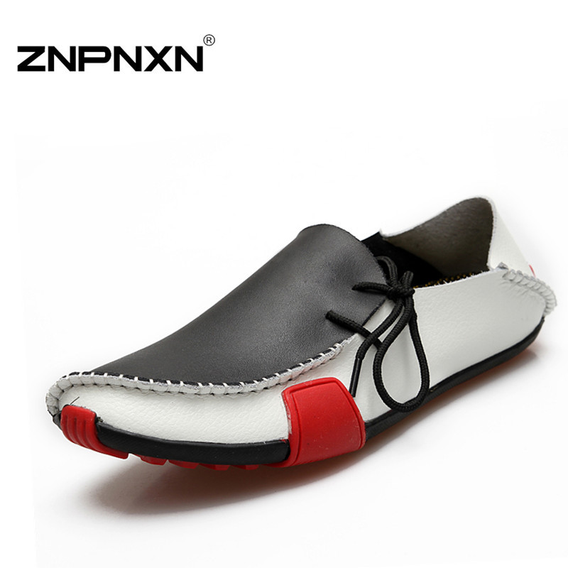 Fashion Men Shoes Summer Cool Winter Warm Leather Shoes Men's Sport Flats Shoes Low Mens Sneakers Oxford Shoe for Men Sneaker(China (Mainland))