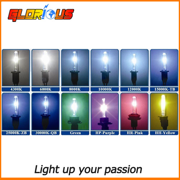 New 12V 35W Automobiles motorcycles accessories Headlamp HID D1S Xenon light Bulbs parking car styling auto