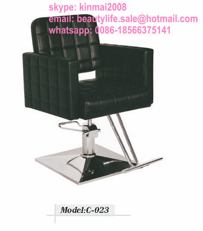 salon equipment barber chairs for hairdressing Hydraulic Salon Chair(China (Mainland))