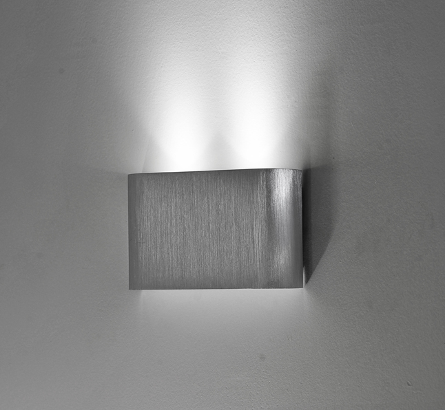 4W Indoor Arandela Entrance\Bedroom\Study\Stairs Led Wall Lamp\Wall Sconces Led Lamp Modern Led Light For Home Decoration(China (Mainland))