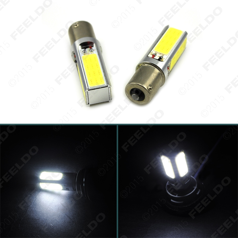 20Pcs White COB 20W 1156 BA15S Interior Car LED Fog Light Parking Tail Backup Bulb Lights #FD-5317<br><br>Aliexpress