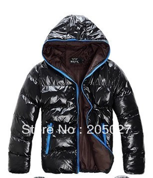 2013 NEW Brand winter autumn fashion outerwear cotton-padded jacket mens wadded coats jackets men's  casual lovers wadded jacket