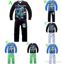 Retail!!! Creeper 2015 children new clothes sets boys sport suit boy set Sweatshirts + Pants 2 PCS 100% cotton clothing clothing(China (Mainland))
