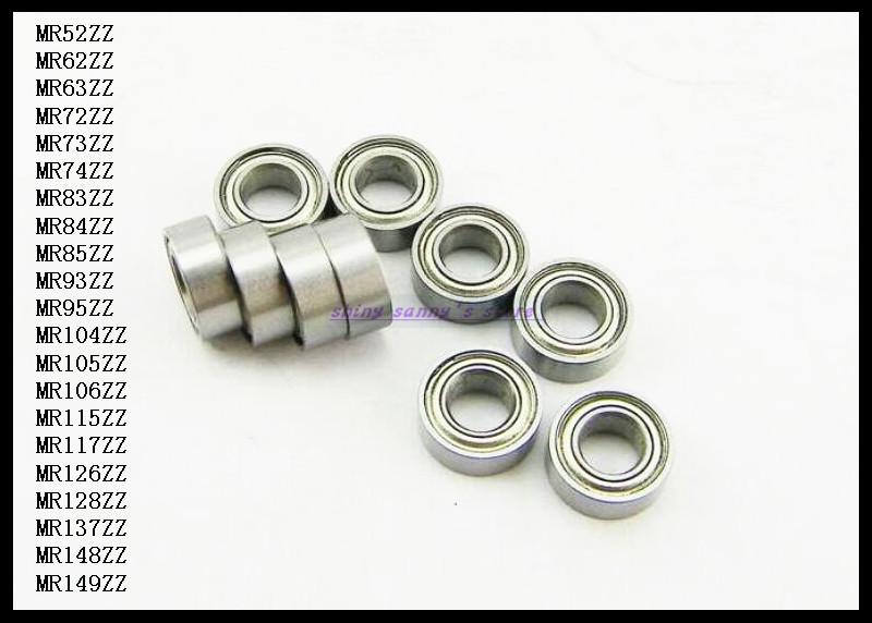 20pcs/Lot MR93ZZ MR93 ZZ 3x9x4mm Thin Wall Deep Groove Ball Bearing Mini Ball Bearing Miniature Bearing Brand New