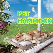 Hot Sale! Practical New Window Mount Pet Beds Machine Washable Cover Sunny Seat Novel Cat Bed 302-0506(China (Mainland))