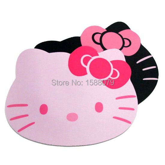 2015 Time-limited Limited Stock Fabric Alfombrilla Raton Mousepad Free Shipping Hello Kitty Mouse Pad Cute Cartoon Cloth(China (Mainland))