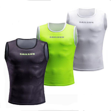 Buy Cycling Jersey Keep Dry Warm Mesh Cycling Vest Sleeveless Bike Bicycle Undershirt Cycling Clothing Jerseys for $9.48 in AliExpress store