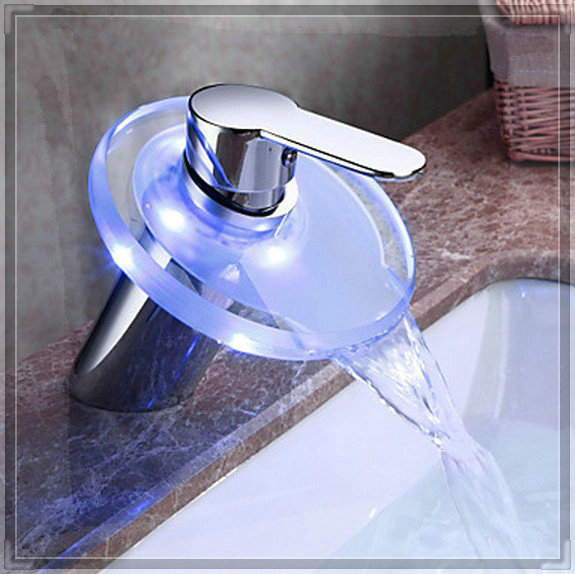best brand led batteries power bathroom basin faucets 8013 chrome solid br water tap bath sink
