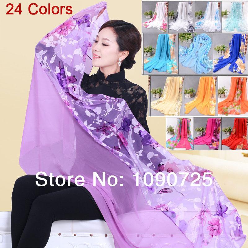 Женский шарф 175 * 80 108WS52