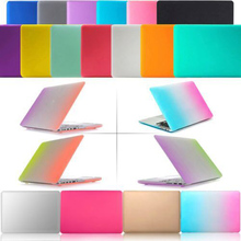 Colorful Laptop Shell Rubberized Matte Hard Skin Case Cover For Apple Macbook Retina 13. 3″ A1425/A1502  Free Shipping
