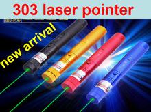 SZLFS! Free shipping High power 5000mw laser pointer flash light green laser light pen big sale