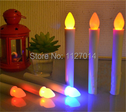 Fairy Battery operated LED flickering candles lamp lighting Christmas festive wedding home rooms indoor decorations night light<br><br>Aliexpress