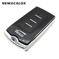 NEWACALOX Mini Car Key Style Balance Electronic Pocket Digital Weight Scales For Gold Sterling Silver Jewelry