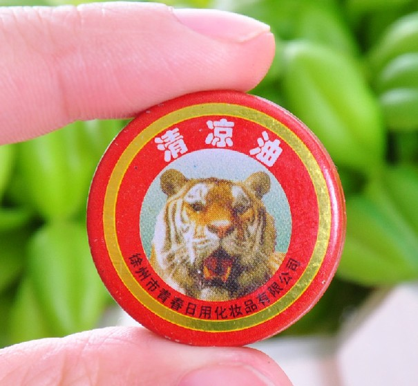 Tiger Balm Essential Oil Refresh Oneself Treatment Of Influenza Cold Headache Dizziness Summer Mosquito 3pcs(China (Mainland))