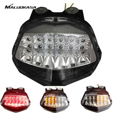 Buy MALUOKASA Motorcycle Integrated LED Tail Brake Light Turn Signal Lamp Kawasaki NINJA EX250 ZX 250R 2008 2009 2010 2011 2012 for $23.61 in AliExpress store
