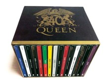 Queen 40th   30 Box Set Booklets Factory  Sealed