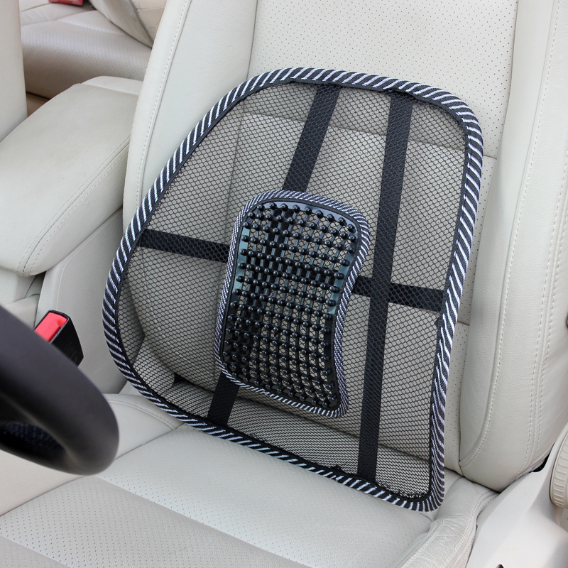 General Summer Office Chair seat covers Cool massage Seat Back Support car seat cushion lumbar support cushion lumbar pillow(China (Mainland))