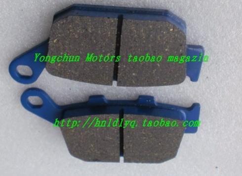 2000-2005 Italy BUELL M2 Cyclone imports after new DAYTONA brake brake pad(Hong Kong)