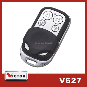 Universal duplicable remote control with adjustable frequency