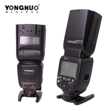 Buy Upgraded YONGNUO YN600EX-RT II 2.4G Wireless HSS 1/8000s Master TTL Flash Speedlite Canon Camera 600EX-RT YN600EX RT II for $114.00 in AliExpress store