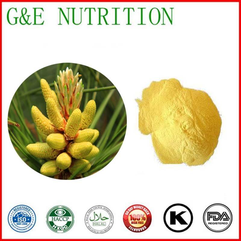 900g High quality Pine pollen/ pollen pini/ pinus massoniana lambert Powder with free shipping<br><br>Aliexpress