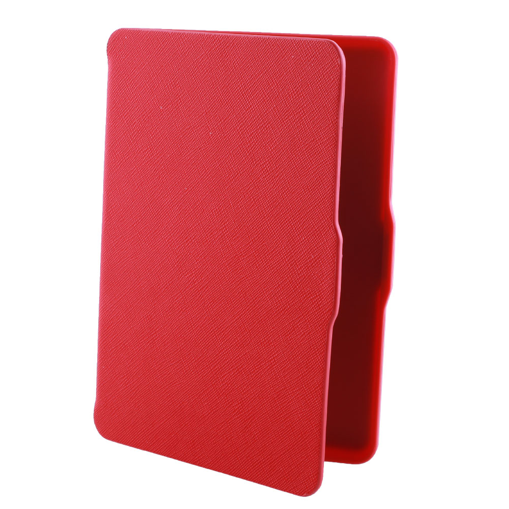 Smart Magnetic Flip Case PU Leather Skin Cover Shell Protector For Amazon Kindle Paperwhite Book Style<br><br>Aliexpress