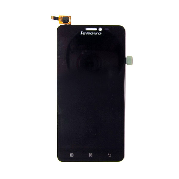 100% Original For Lenovo S850 S850T LCD Display + Digitizer Touch Screen Replacement Cell Phone Parts Free shipping(China (Mainland))