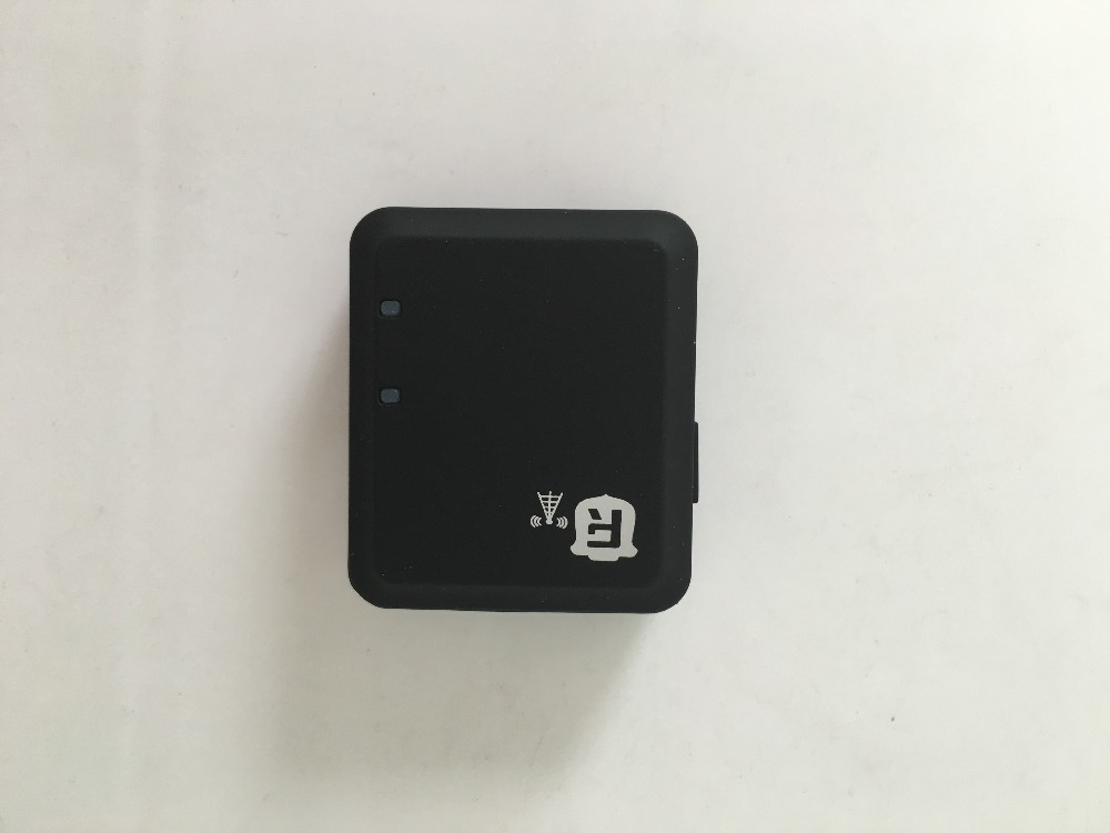 Mini Car GSM GPRS Real Time Tracker RF-V9+ with Vibration Sensor APP tracking system(China (Mainland))