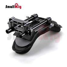 Buy SmallRig Shoulder Pad Soft Decompression Steady Shoulder Mount Dslr Camera Video Camcorder DV/DC Support System Dslr Rig1512 for $99.00 in AliExpress store