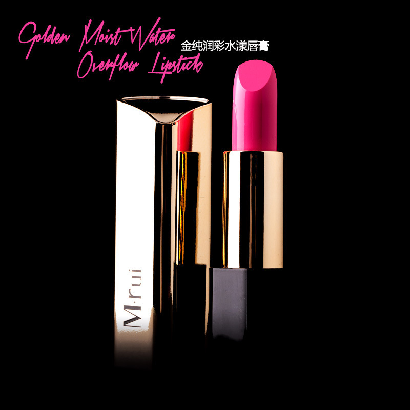 High Quality Hot sell 12 Color Lipstick  2016 famous M.rui beauty lipsticks lipstick professional makeup waterproof lip stick <br><br>Aliexpress