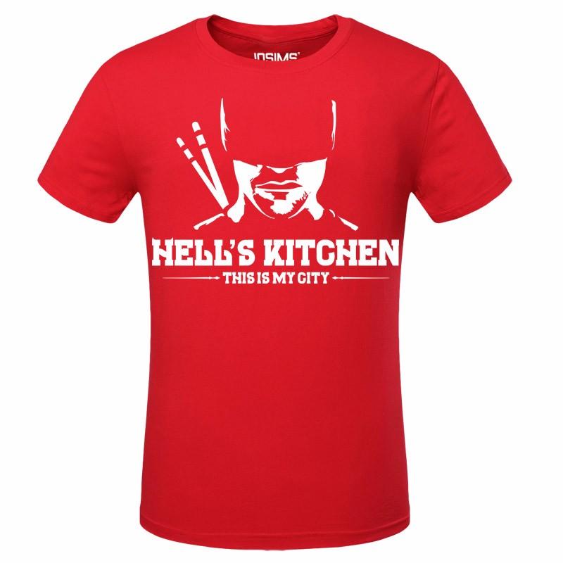 Fashion Cotton T Shirt Men's Cosplay Clothing Man Avengers Casual T-shirt Breathable Home Daredevil Shirt Costume  HTB1_x3DMpXXXXaDXXXXq6xXFXXXG