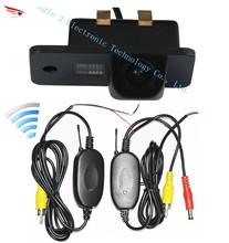 Беспроводной пзс заднего вида обратный парковка комплект камера для AUDI A3 S3 A4 S4 A6 A6L S6 A8 S8 RS4 RS6 Q7