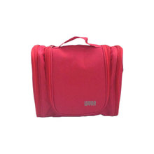 Portable Large Storage Folding Waterproof Polyester Hanging Travel Accessories Men and Women Travel Toiletry Bags(China (Mainland))
