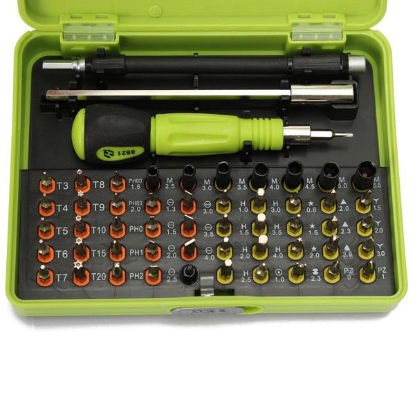 53 in 1 Multi-Purpose Precision Screwdriver Set Repair Tools